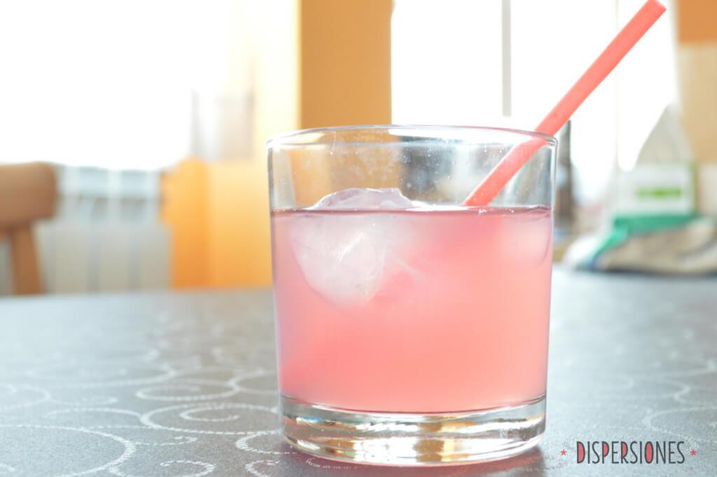 Receta: Pink Lemonade