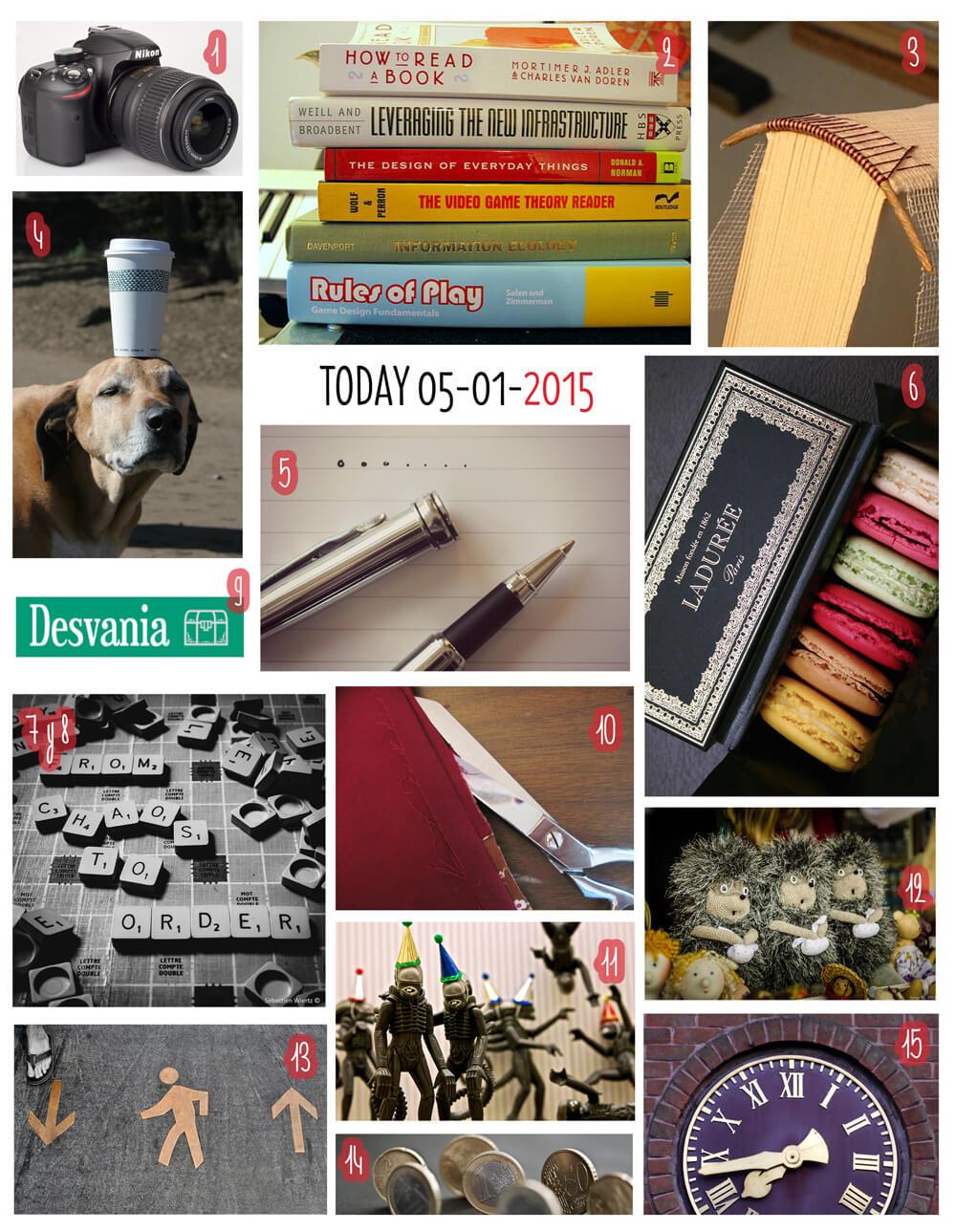 Today Disperso para 2015 #TODAY5115