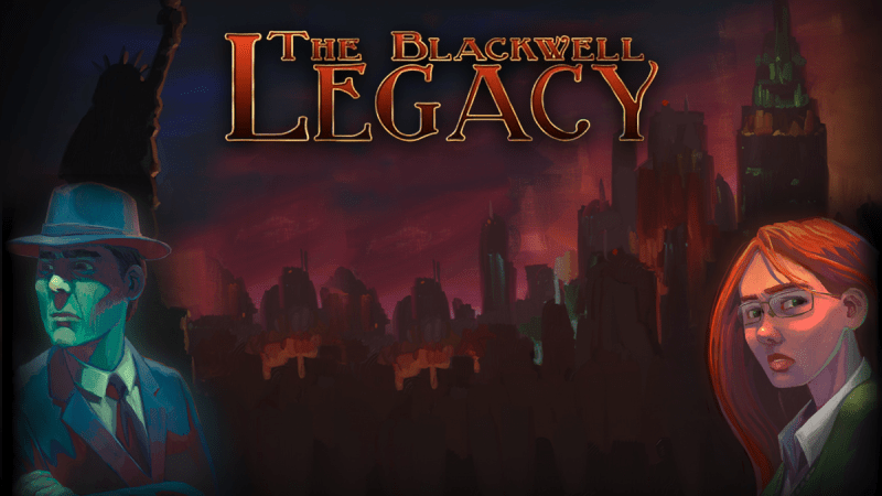 Reseña: The Blackwell Legacy