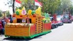 Semarak Hari Ulang Tahun ke 73 Proklamasi Kemerdekaan Republik Indonesia.
