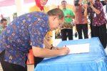 Dinas Pertanian Kab.Cilacap Tanda Tangani Perjanjian Kerja Sama Dengan LPPM Universitas Jendral Soedirman.