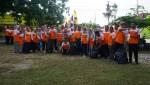 Peringati WDC, Pegawai Dinas Pertanian Punguti Sampah