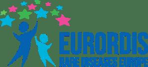 logo de eurordis (rare diseases europe)