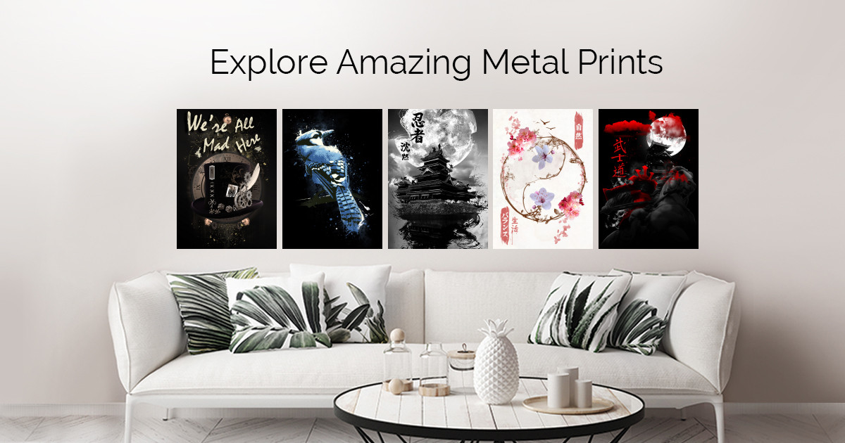Amazing Artwork by Cyncor_ Artworks | metal posters