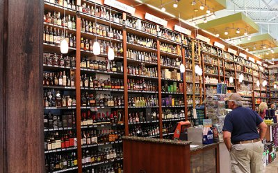 Going Top Shelf with Your Liquor Store Sales