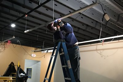 Electrical Services - Fixture Installation