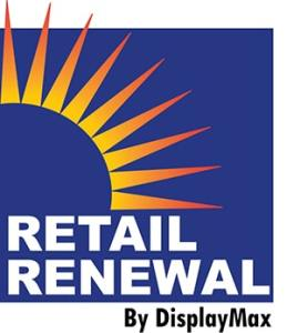 Retail Renewal Logo - DisplayMax