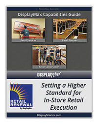 DisplayMax Retail Services Capabilities Guide 2020