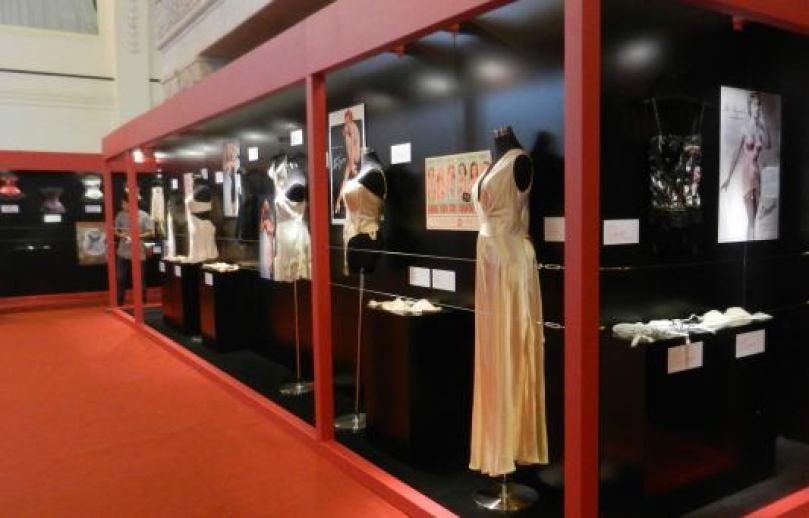 Exposition Lingerie Treasures Shanghai Mode Lingerie