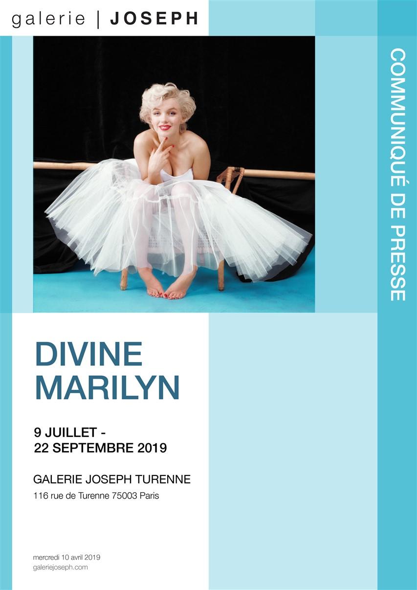 Exposition Divine Marilyn Paris