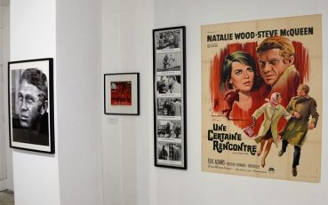 Steve McQueen Style Une Certaine Rencontre Natalie Wood Affiche