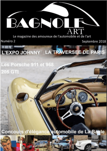 Exposition Johnny Bagnole Art