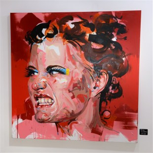 Exposition Expo Pop-Art Pop-Up Thierry Dussac