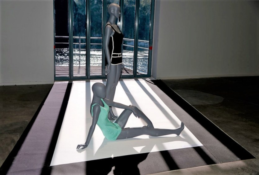 Exposition 70 ans Nuits de Satin Maillot Dior