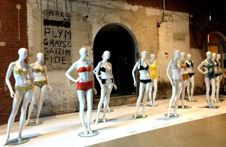Exhibition BIKINI Nuits de Satin New York