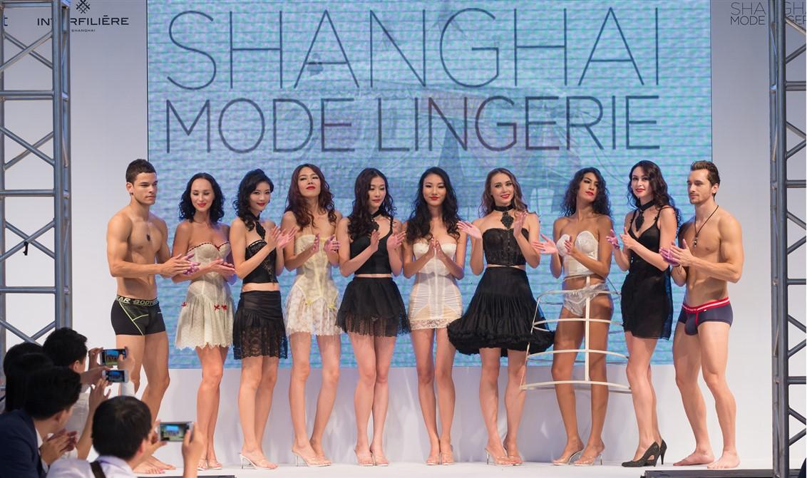 10 Fashion show-Shanghai-Lingerie-vintage-Mode City