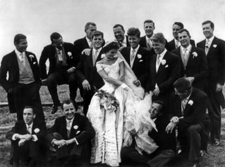 Mariage Jackie Bouvier John Kennedy Septembre 12 1953