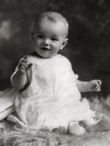 Photo de Marilyn Monroe en 1927