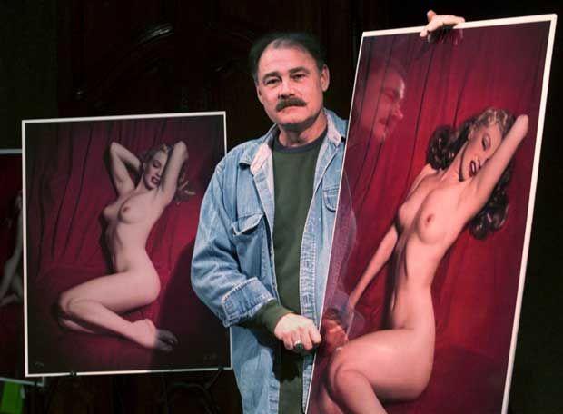 Tom Kelley, le photographe des Velvet Sessions