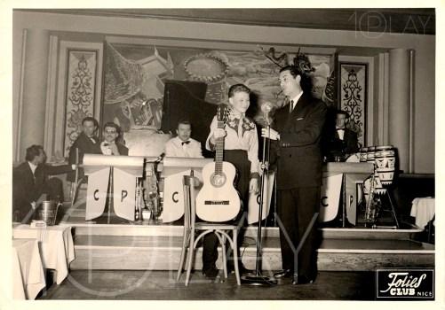1954 Johnny Hallyday-Display-productions.com--Folies-Club Nice
