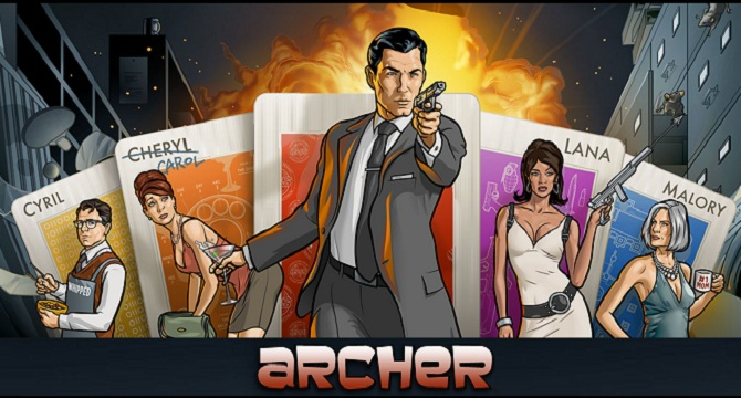 Serienkiller Archer Dispositiv
