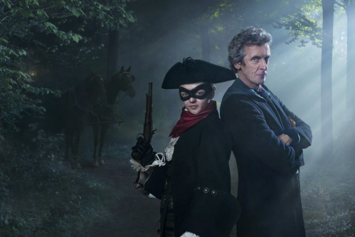 Doctor Who S9 Ep6 The Woman Who Lived