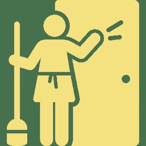 Icone femme de chambre - Dispotel