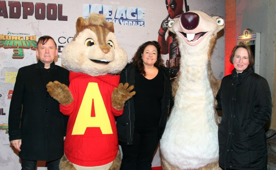 Chipmunks Age