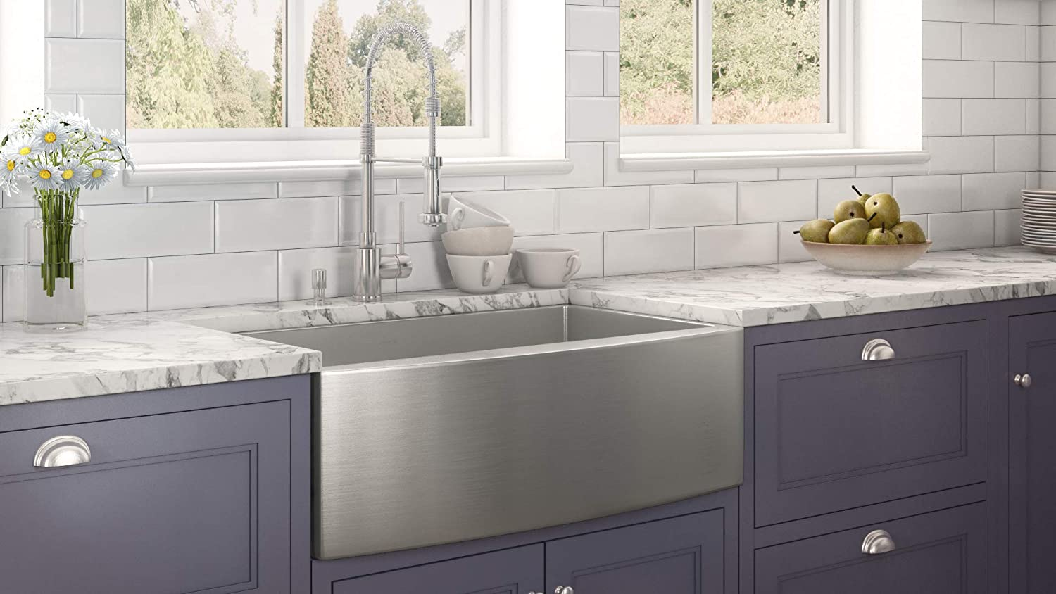 best farmhouse sinks for townhouses top 4 picks dispozal on farmhouse sink lowest price id=22877