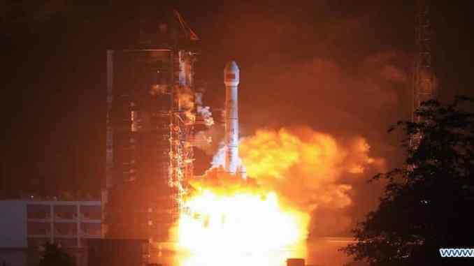 China telecom satellite