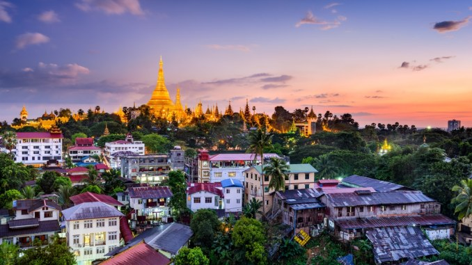 MPT joins the Myanmar 4G club with limited service rollouts