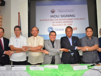 Globe and PLDT agree to cut voice interconnect rates 38%