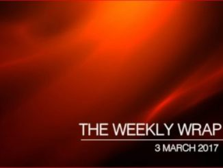 Weekly Wrap 12