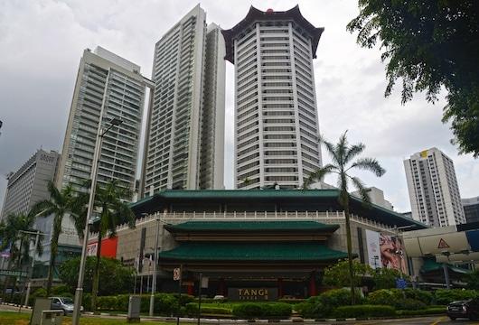 Tang Plaza Orchard Road