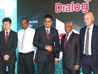 dialog axiata 5G
