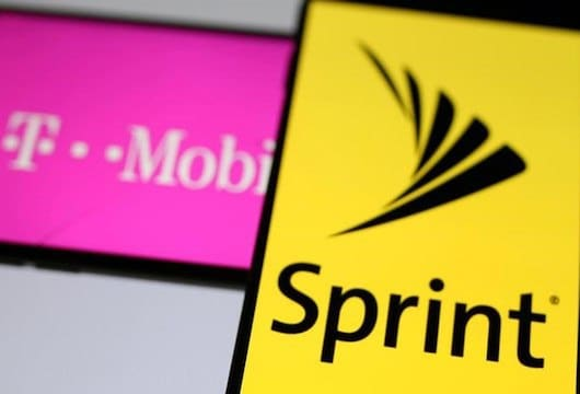 softbank t-mobile sprint