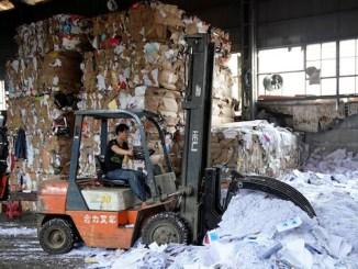 singles day packaging waste