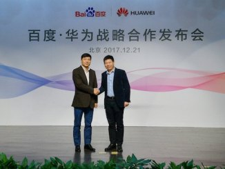 Huawei Baidu mobile AI