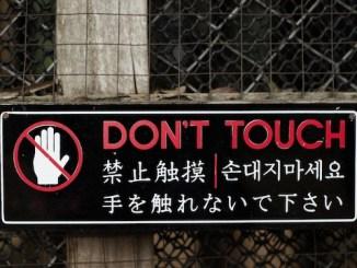 zero touch
