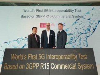 DT, Intel and Huawei complete 5G Release 15 interoperability test