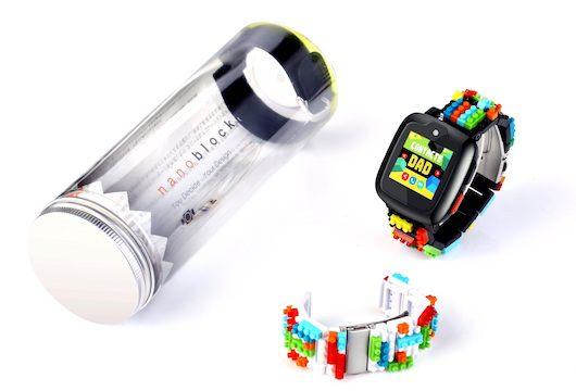 Omate Nanoblock smartwatch