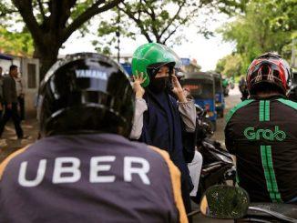 uber grab drivers