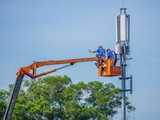 malaysia cellular tower