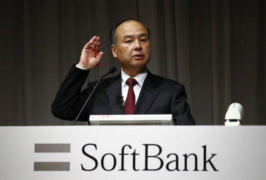 vision fund softbank
