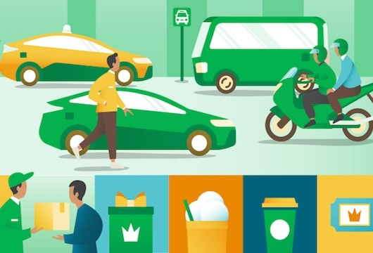 grab food delivery