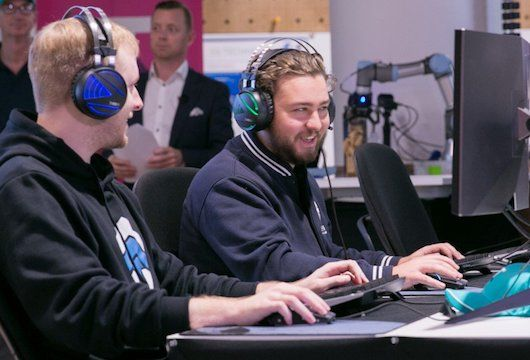 telstra ericsson intel esports