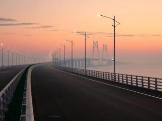Hong Kong-Zhuhai-Macao Bridge (HZMB) 4.5G