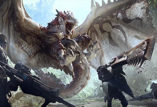 Monster Hunter World Tencent