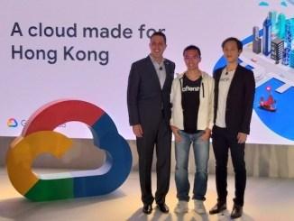 Google Cloud GCP Hong Kong