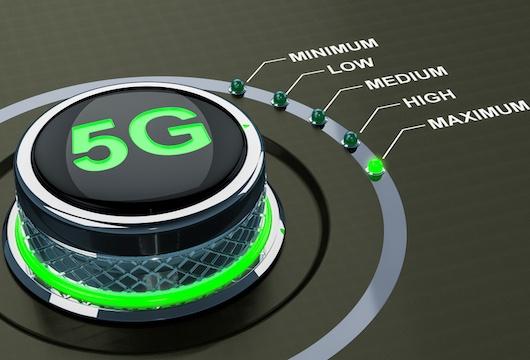 5G capex